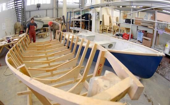 проектирование лодки за один день часть 1