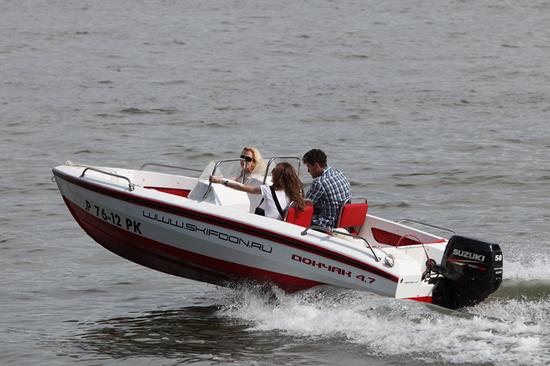 лодка дончак 4.7 отзывы