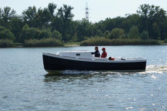 катера и лодки скиф