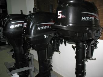 магазины подвесных лодочных моторов и их