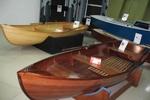 лодка скиф из дерева